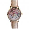 Damen analoge Armbanduhr Quarz Bild 1
