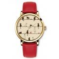 iCreat Damen analoge Armbanduhr Bild 1
