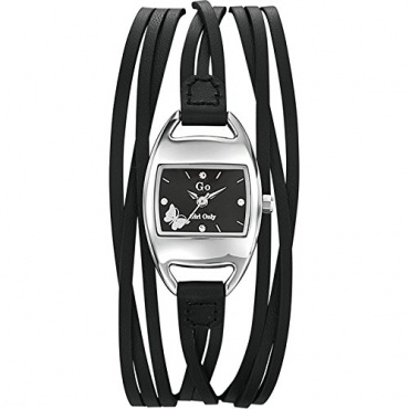Go Girl Only Damen analoge Armbanduhr Analog Leder  Bild 1