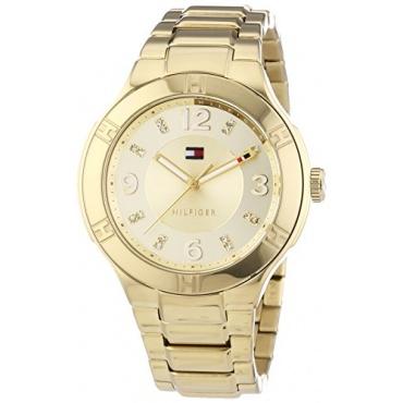 Tommy Hilfiger Watches Damen analoge Armbanduhr Quarz  Bild 1
