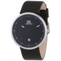 Danish Design Damen analoge Armbanduhr Quarz Leder Bild 1