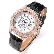 Damen Mädchen analoge Quarz Armbanduhr  Bild 1