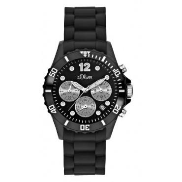s.Oliver Damen Armbanduhr Chronograph Bild 1