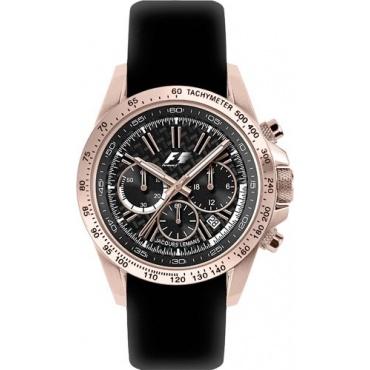 Jacques Lemans Damenarmbanduhr Chronograph Bild 1