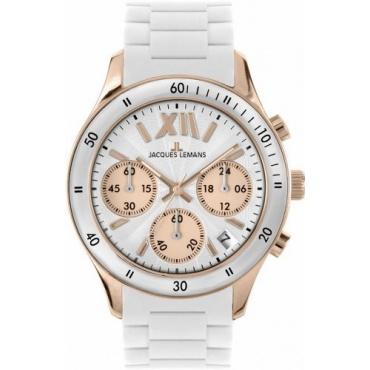 Jacques Lemans Damen Armbanduhr  Bild 1