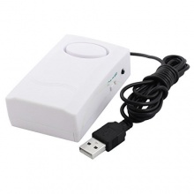 White Shell USB-Stecker Kabel-Kamera Exhibit Alarmanlage für Auto von DeamX Bild 1