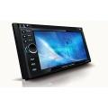 Tristan Auron BT2D7013A Naviceiver mit TMC Doppel DIN Autoradio mit Bluetooth Bild 1
