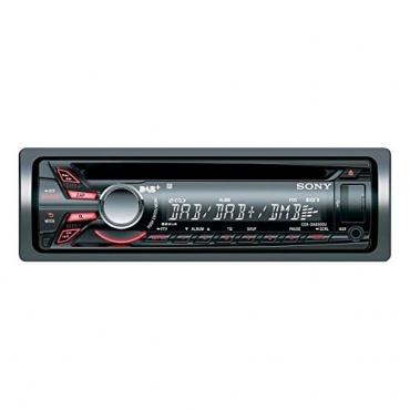 Sony CDXDAB500U DAB,DABplus Autoradio,CD-Tuner, AUX-IN, USB Bild 1