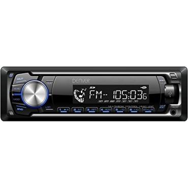 Denver 12517760 RDS FM Stereo Autoradio  Bild 1