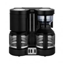 Krups KM8508 Doppel-Kaffeeautomat, Kombiautomat Kaffee,Tee Bild 1
