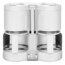 Krups KM8501 Doppel-Kaffeeautomat, Kombiautomat Kaffee und Tee Bild 1