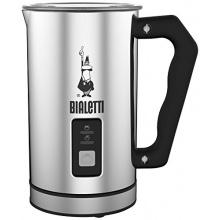 Bialetti MK01 elektrischer Milchaufschäumer aus Edelstahl Bild 1