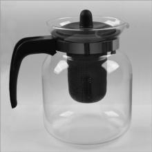 Teebereiter, Teekanne mit Sieb Glaskanne von Relaxdays Bild 1