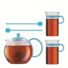 Bodum Assam Tee Set, Tea Set, Teebereiter 1,0l  Bild 1