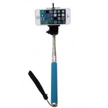 Gopromate Handheld-Stick erweiterbar Selfie blau Bild 1