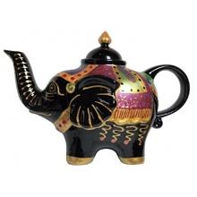 Elefant Teekanne von Jameson und Tailor Bild 1