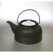 Teekanne Porzellan 1,5L von China Trends Bild 1