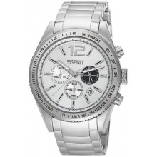Esprit Herren XL Verdugo Chrono Silver Chronograph ES104111007 Bild 1