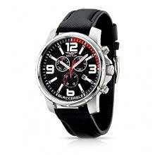 Sector Herren XL Black Eagle Chronograph Leder R3271689002 Bild 1