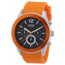 Esprit Herren XL marin men Chronograph Quarz Resin ES105331008 Bild 1