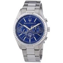 Maserati Herren XL Chronograph Quarz Edelstahl R8853100009 Bild 1