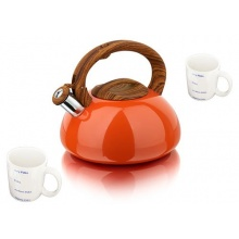 RetroDesign Teekessel Wasserkessel 3 Liter  Bild 1