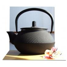 Teekessel, Gusseisen, japanischer Stil Tetsubin, 0,3 l, Gifts of the Orient Bild 1