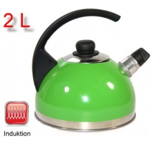 Teekessel Flötenkessel 2 Liter von FAIMEX Bild 1