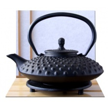 Gifts of the Orient Teekessel japanischer Stil Tetsubin, 0,8 l Bild 1