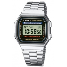 Casio Collection der klassiker 80-ziger Jahre A168WA-1YES Bild 1