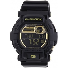 Casio Herren XL G-Shock Style Series Digital Quarz GD-350BR-1ER Bild 1