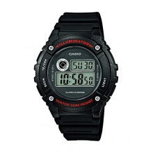 Casio Unisex Collection Digital Quarz W-216H-1AVEF Bild 1