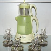 BundEs oriental living Orginal türkisches Tee Set Teemaschine Bild 1