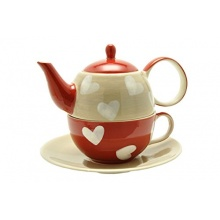 Tea for one Corazon Teeservice Cha Cult Bild 1