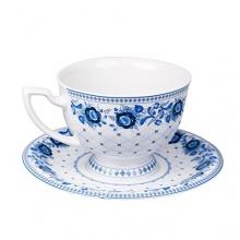 Teeset Kaiserlich, Design Gzhel, Teeservice  Bild 1