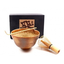 KOBU TEE und Matcha Tee-Set Obaku Teeservice  Bild 1