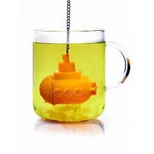 Autek Tee-Ei Tea Sub Silikon Teesieb U-Boot Bild 1