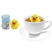 Tea Ducky, Tee Ente Teeei von Invotis, Teesieb  Bild 1