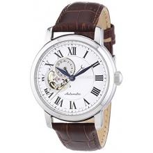 Seiko Herren-Armbanduhr XL Analog Automatik Leder SSA231K1 Bild 1