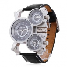 SAMGU Herren mechanisches Uhrwerk Uhren Vintage schwarz Bild 1