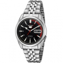 Seiko 5 Herren-Armbanduhr mit Automatik-Uhrwerk Bild 1