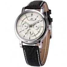 KS Herren Armbanduhr Automatik Mechanisch Schwarz KS245 Bild 1