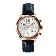 Ingersoll Herren-Armbanduhr Analog schwarz IN2817RSL Bild 1