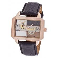 M. Johansson Vergoldet Herren Armband Uhr LixusRG Bild 1