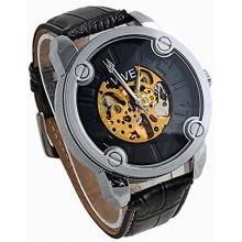 Klassische Grosse Faszinierende Herren Uhr Bild 1