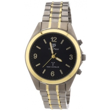 TP Time Piece Damen XS Funk Titan Analog Quarz TPLT-10235-21M Bild 1