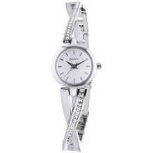DKNY Damen-Armbanduhr XS Analog Quarz Edelstahl NY2173 Bild 1