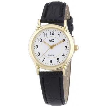 MC Timetrend Damen-Armbanduhr Analog Quarz Leder 16783 Bild 1