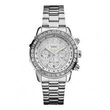 Uhr Guess Lady B W0016l1 Damen Silber Bild 1