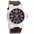 Oozoo Damen Chronograph Leder C4598 Darkbrown Bild 1